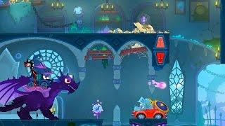 getlinkyoutube.com-Машинка ВИЛЛИ детский игровой мульфильм Сказочные приключения ВИЛЛИ на русском языке.