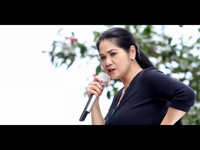 DUA ANAK MANUSIA - VINA PANDUWINATA karaoke ( tanpa vokal ) cover