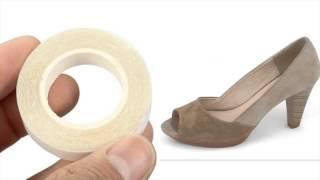 getlinkyoutube.com-Consejos Para Zapatos Grandes - Trucos Para Zapatos Que Quedan Grandes