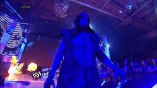 getlinkyoutube.com-The Undertaker Returns For Wrestlemania 31 and Confronts The Rock