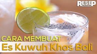 getlinkyoutube.com-Resep dan Cara Membuat Es Kuwuh Minuman Khas Bali