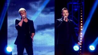 Westlife - For The Last Time iTV 17th December 2011