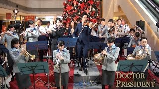 getlinkyoutube.com-20151224 ANA Team HND Orchestra Another Sky