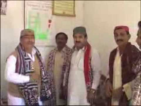 Shahpur Chakar Sdo Wada Ktn News Office sindhi topi day