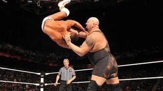 Cody Rhodes vs. Big Show - Intercontinental Championship Match: Raw, May 7, 2012
