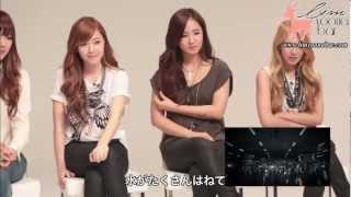 getlinkyoutube.com-【中字】少女時代看自己MV的反應 SNSD reaction to their own music videos
