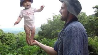 getlinkyoutube.com-The Incredible Balancing Baby