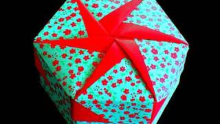 getlinkyoutube.com-How to make an Origami Gift Box Lid