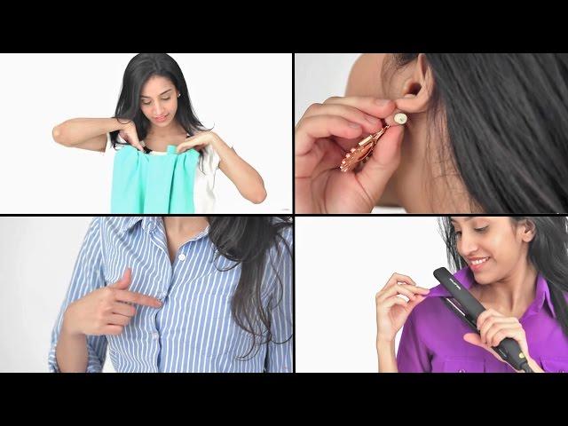9 брзи трикови кои секоја девојка треба да ги знае!