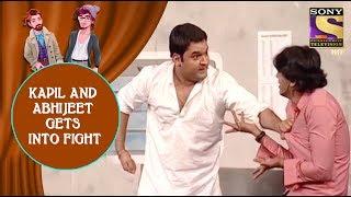 Kapil And Abhijeet Gets Into A Fight - Jodi Kamaal Ki