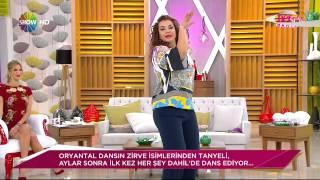 getlinkyoutube.com-Tanyeli'den oryantal şov! / Her Şey Dahil
