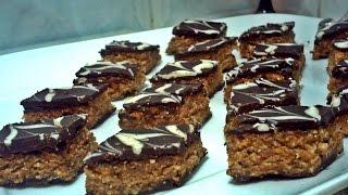 getlinkyoutube.com-طريقة تحضير حلوى الرخامة أو زليجات الشكلاطة لذيذة جدا