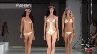 "getlinkyoutube.com-Fashion Show ""TCN"" Spring Summer 2014 Barcelona 1 of 5 HD by Fashion Channel"