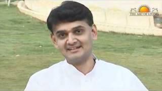 getlinkyoutube.com-Near death experience   shared by Dushyant Savadia a Senior Art of Living Teacher 4 13 2011