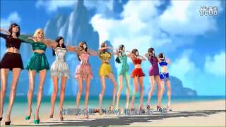 getlinkyoutube.com-Blade & Soul MV: Find Your Soul by Girls' Generation