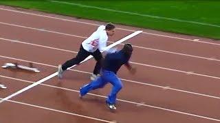 getlinkyoutube.com-Can Ben Johnson still sprint fast?  Athletics  / Canada / Doping