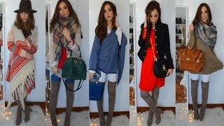 getlinkyoutube.com-7 OUTFITS CON BOTAS ALTAS DE TENDENCIA