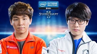 getlinkyoutube.com-StarCraft 2 - Dark vs. Taeja (ZvT) - IEM Katowice 2015 - Ro16