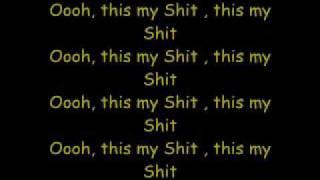 getlinkyoutube.com-Gwen Stefani - Hollaback Girl (lyrics)