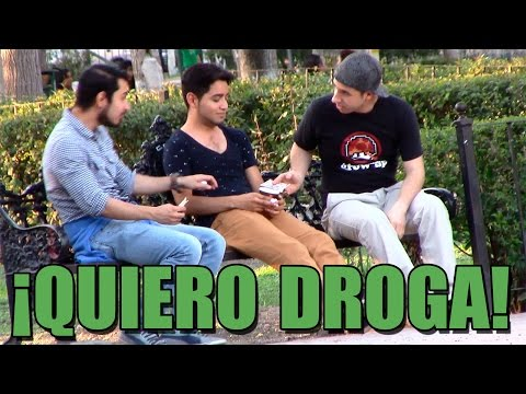 Comprando droga | Bromas 2015 | Just Maming | Drug Prank |