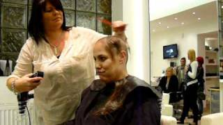 getlinkyoutube.com-Gill's head shave part 2
