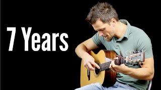 getlinkyoutube.com-7 Years - Solo Fingerstyle Guitar Version