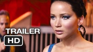 The Hunger Games: Catching Fire Official Theatrical