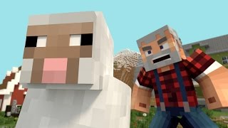 getlinkyoutube.com-The Sheep - Minecraft Animation (Minecraft Shorts)