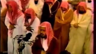 getlinkyoutube.com-فديو واضح ونادر الشيخ عبدالباري الثبيتي من الحرم المكي 1413هـ