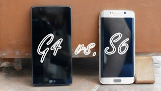 LG G4 vs. Samsung Galaxy S6: After 1 Month!