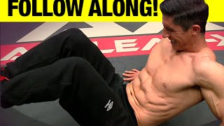 getlinkyoutube.com-Brutal Six Pack Abs Workout (6 MINUTES OF PAIN!)
