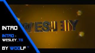 getlinkyoutube.com-#iNTRO ~ @tg_wesley ~ º.º *Primeira e Ultima Intro Com Funk**espero*