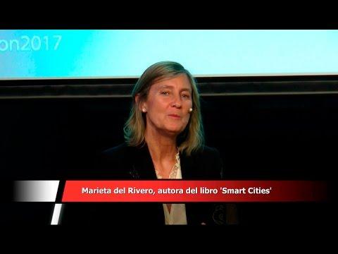 Presentación del libro 'Smart cities' en Fundación Telefónica