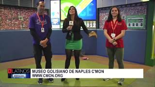El museo infantil Golisano C'Mon presenta una zona especial sobre el béisbol