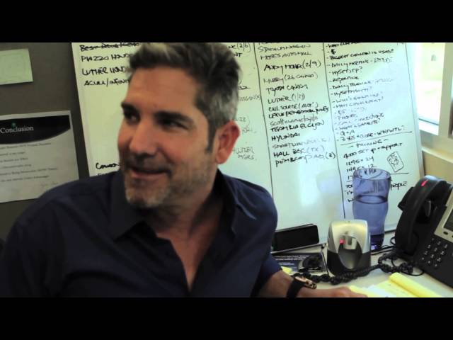 Convert a No into Yes – Live Sales Call with Grant Cardone