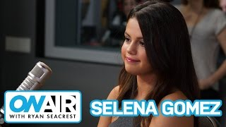 getlinkyoutube.com-Selena Gomez Talks Relationship With Justin Bieber | On Air with Ryan Seacrest