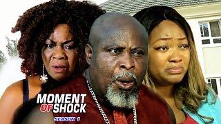 Moment Of Shock Season 1 - (New Movie) 2018 Latest Nigerian Nollywood Movie Full HD