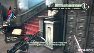 getlinkyoutube.com-Dishonored - walkthrough part 8 no commentary HD Stealth gameplay dishonored walkthrough gameplay