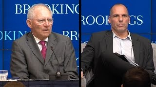 getlinkyoutube.com-Differing Views on European Economy from Varoufakis and Schauble