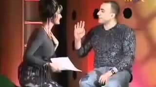 getlinkyoutube.com-احمد السقا في ورطة علي الهواء في برنامج لبناني قمة الإحراج مع المذيعة
