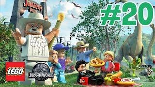getlinkyoutube.com-Zagrajmy w LEGO Jurassic World odc.20 Koniec Gry