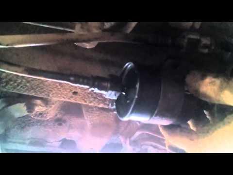 Lifan X60  Замена топливного фильтра
