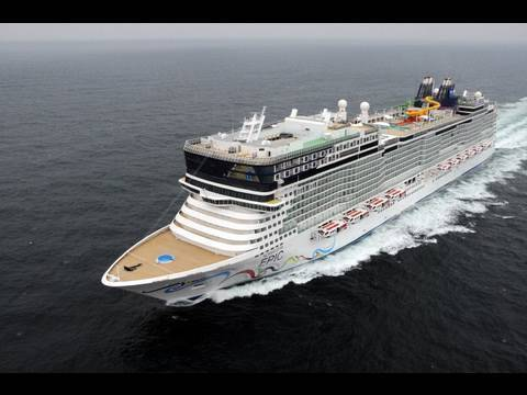 NCL Norwegian Epic - Ship Tour