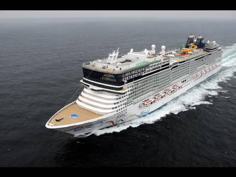 NCL Norwegian Epic - Ship Tour