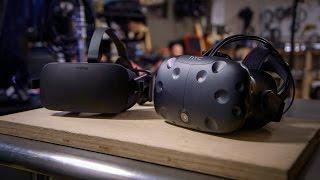 getlinkyoutube.com-Tested In-Depth: Oculus Rift vs. HTC Vive