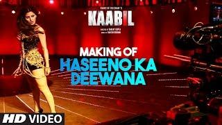 getlinkyoutube.com-Making of Haseeno Ka Deewana Video Song | Kaabil | Hrithik Roshan, Urvashi Rautela