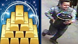 getlinkyoutube.com-Man Casually Steals Gold Worth $1.6 MillIon