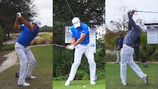 getlinkyoutube.com-JASON DAY PRACTICE ROUND FOOTAGE - GOLF SWING FROM WIN AT 2014 TEMPLETON SYNCED & SLOW MOTION 1080p