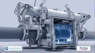 getlinkyoutube.com-Oil and Gas - 3D Animation - Subsea Operations
