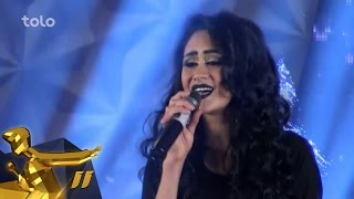 getlinkyoutube.com-Afghan Star Season 11 - Finale - Ziba Hamidi and Sahar Arian